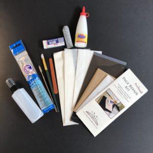 page repair kit