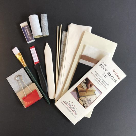 Book Repair Kit