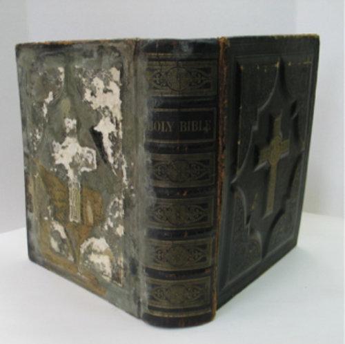 Treat a Moldy Book