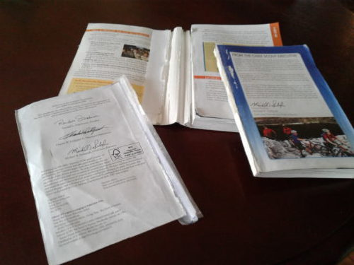 Repair a Paperback: Boy Scout Handbook