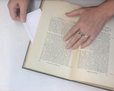 2-116b: Open Uncut Book Pages