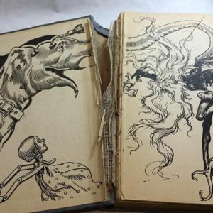 repair book binding
