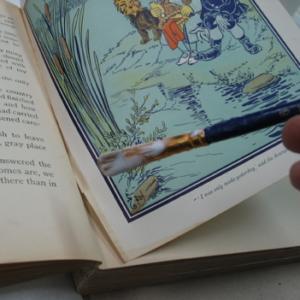 book repair for book dealers