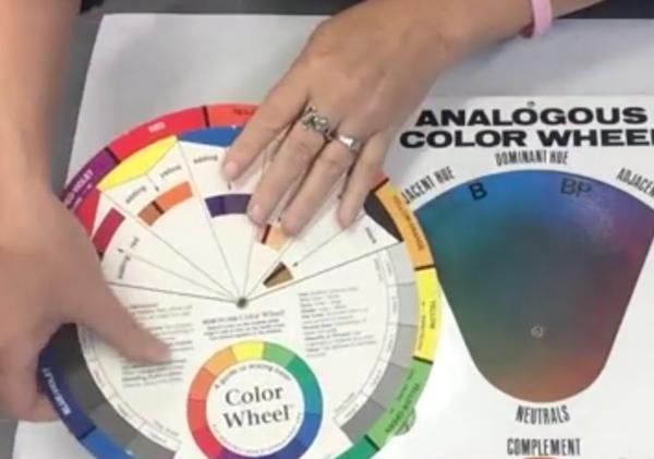 Color-match-acrylics