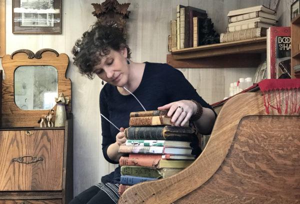 Archival Book Repair Consultant