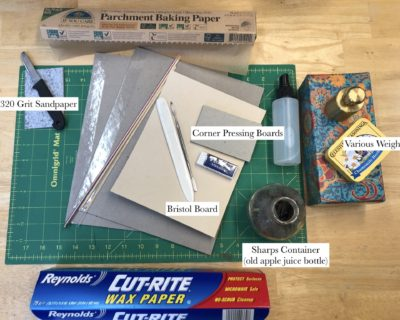 1-106: How to Begin to Repair Your Books
